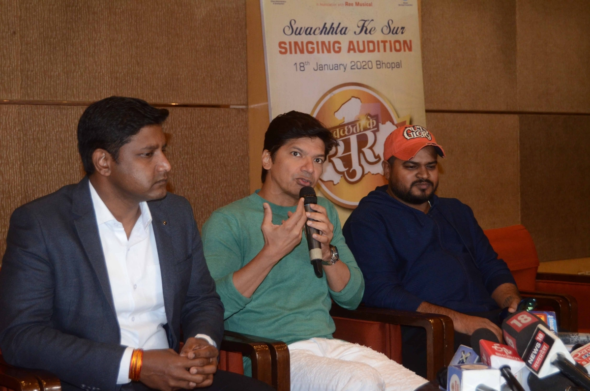 Bhopal has potential to become the cleanest city in India: Shaan