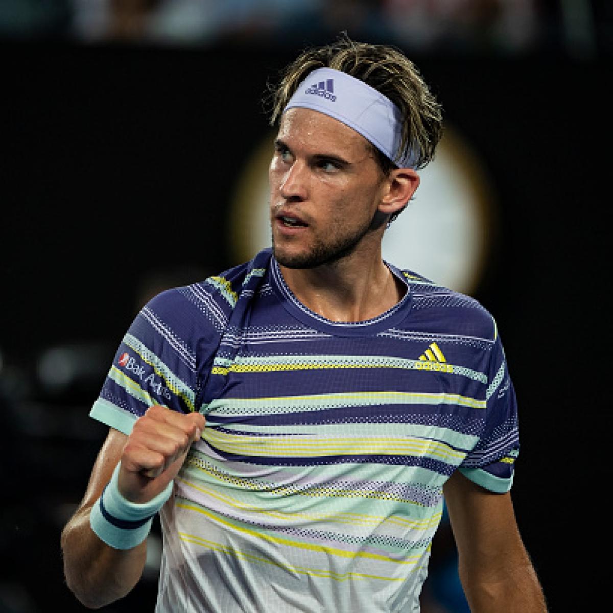 Dominic Thiem storms into final with 'king of Australia' Djokovic