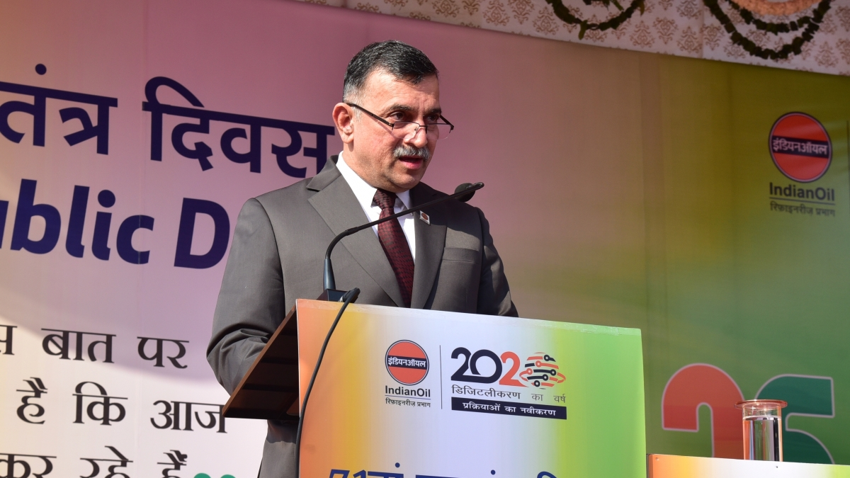 IndianOil Celebrates Republic Day