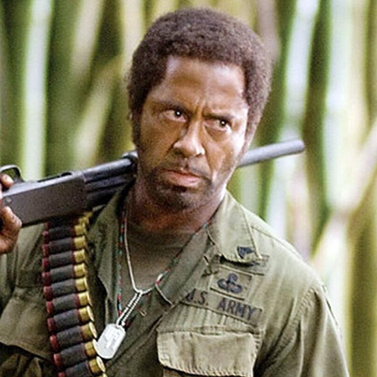 Robert Downey Jr defends wearing blackface in 2008 film 'Tropic Thunder'