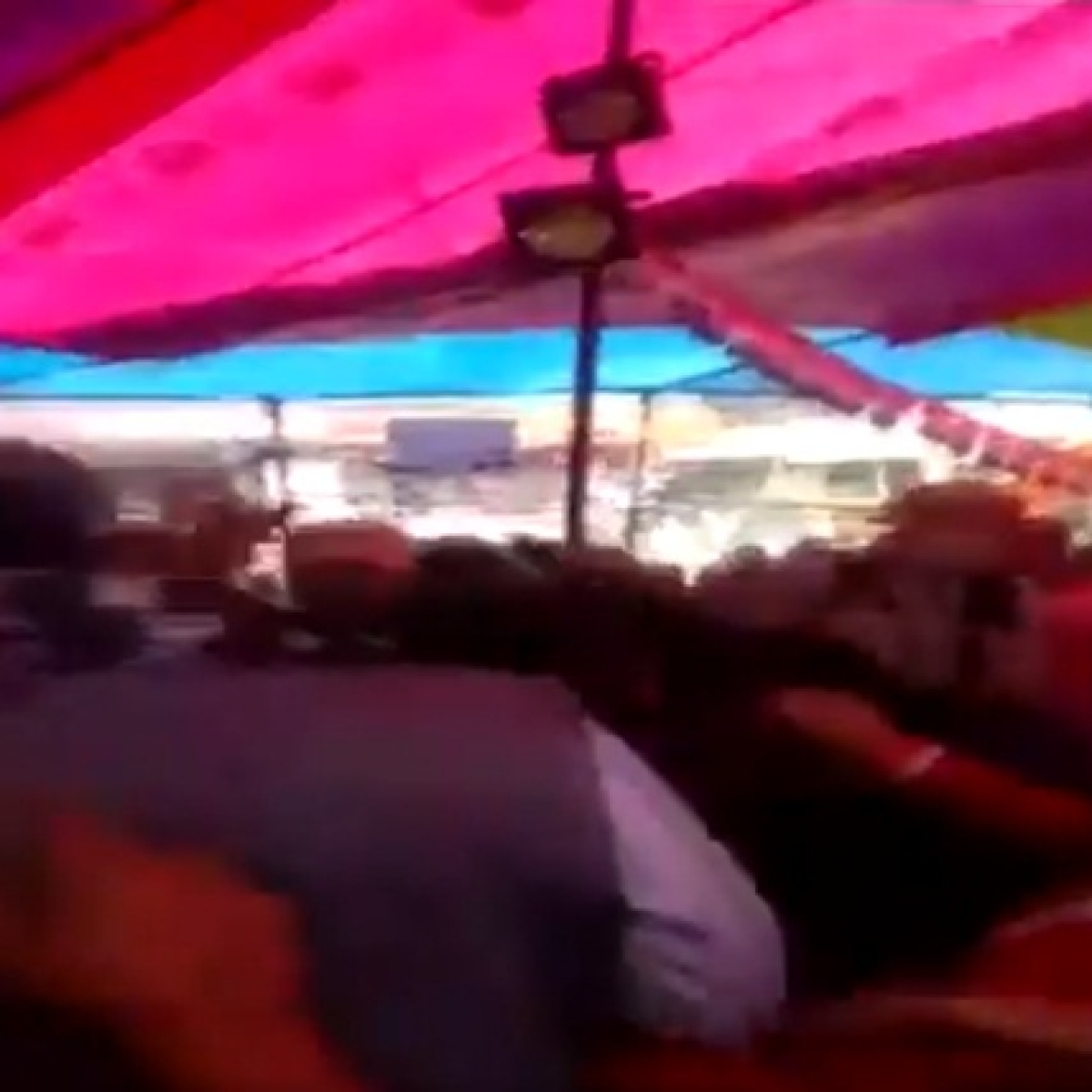 Watch: Man brandishes gun at Shaheen Bagh protesters, threatens to call-off protests
