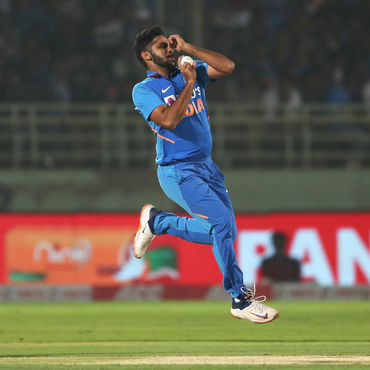 'M in his name stands for match-winner': Twitter trolls Shardul Thakur for off-beat deliveries