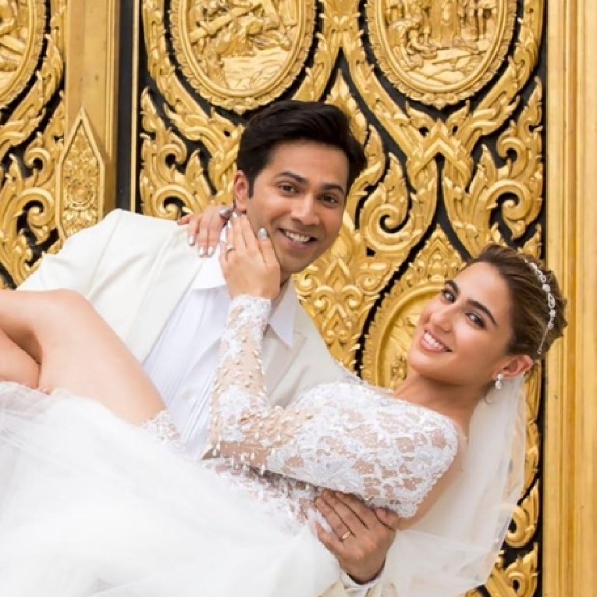 Coolie No. 1: Varun Dhawan shares new glimpse and release date