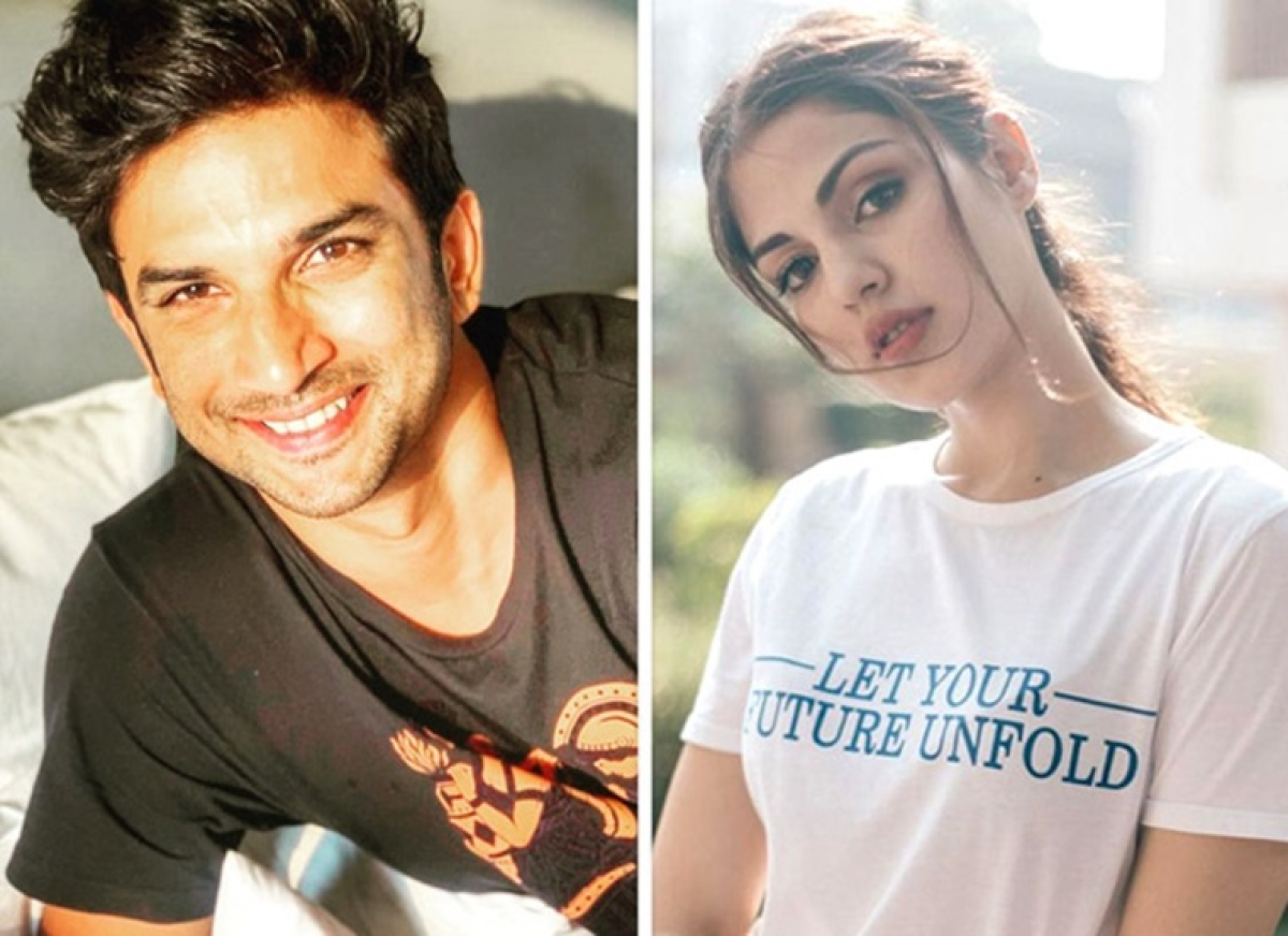 Sushant Singh Rajput Makes His Relationship With Rhea Chakraborty