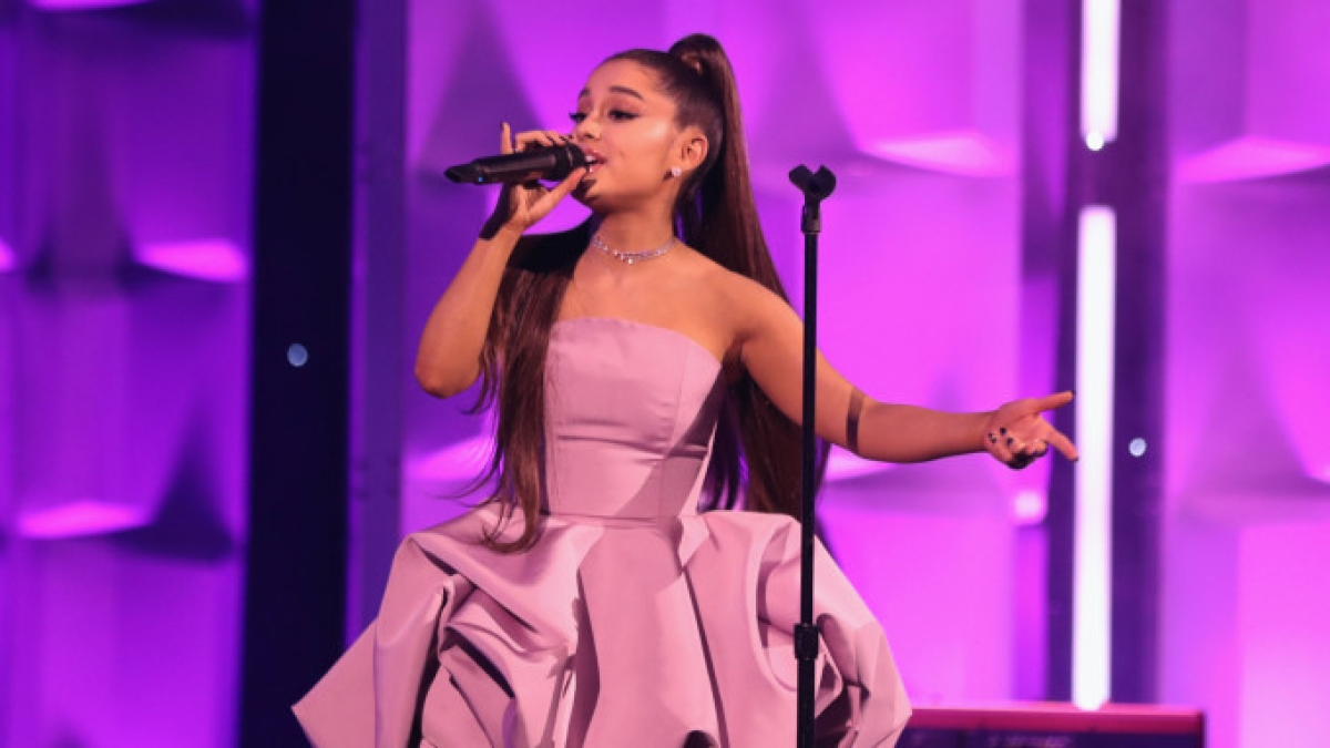 American singer Ariana Grande confirms her performance at Grammys 2020