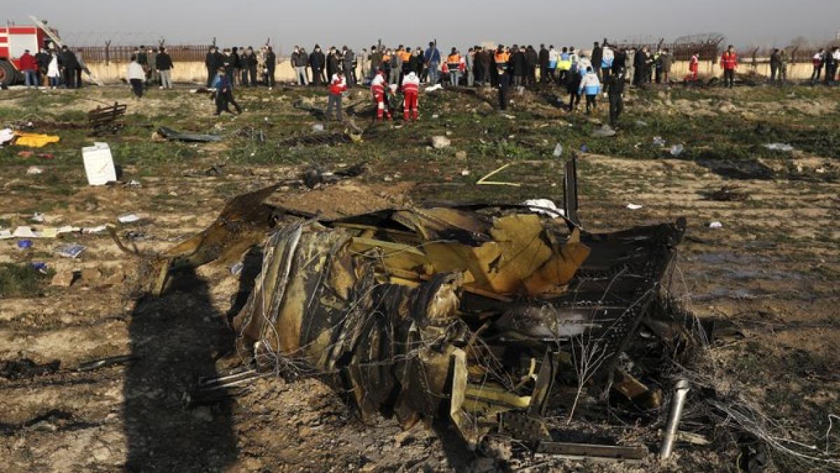 Iran brought down Ukraine plane, claims human error