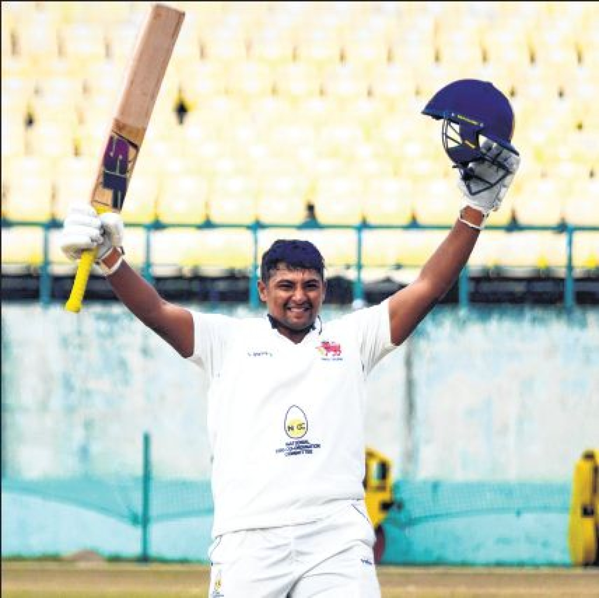 Himachal Pradesh vs Mumbai: Sarfaraz slams another double-ton