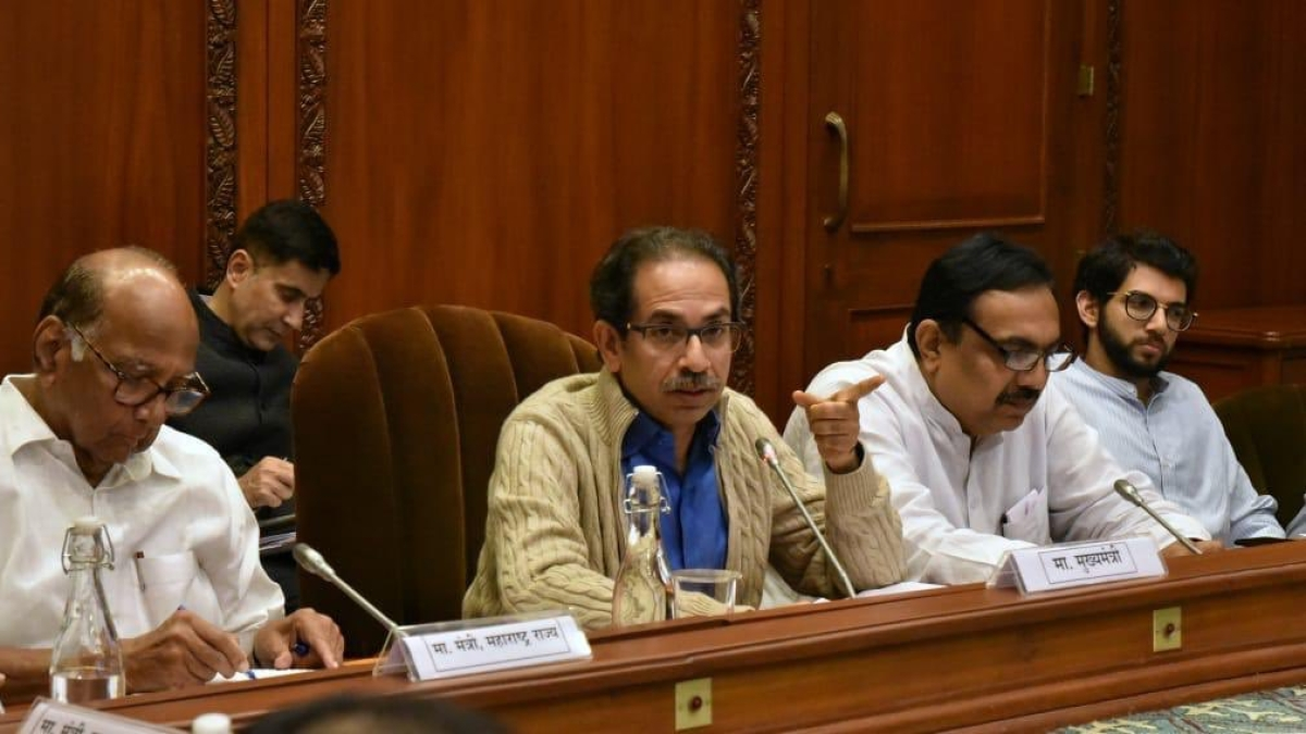 Uddhav Thackeray urges Maha MPs to take up issues pending with Centre; to announce committee soon