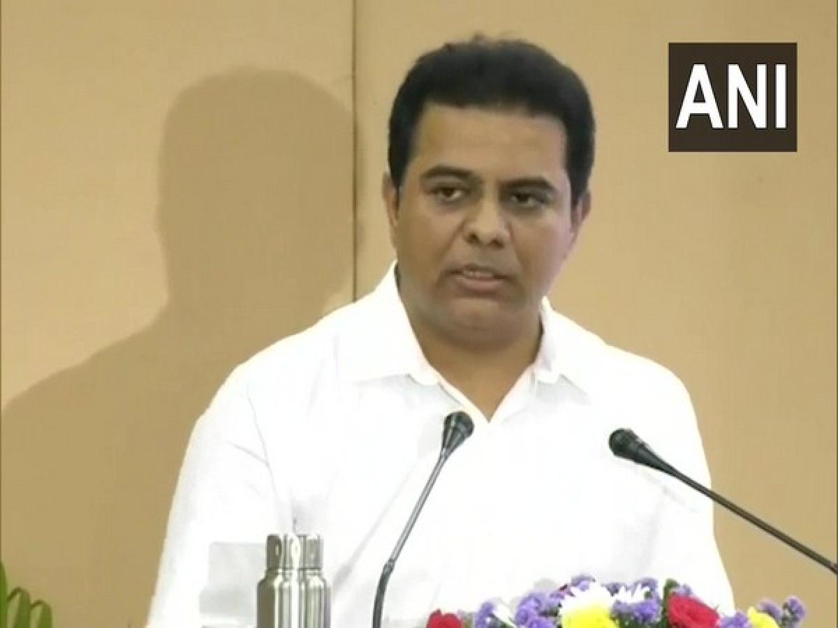 Telangana Cabinet Minister KT Rama Rao