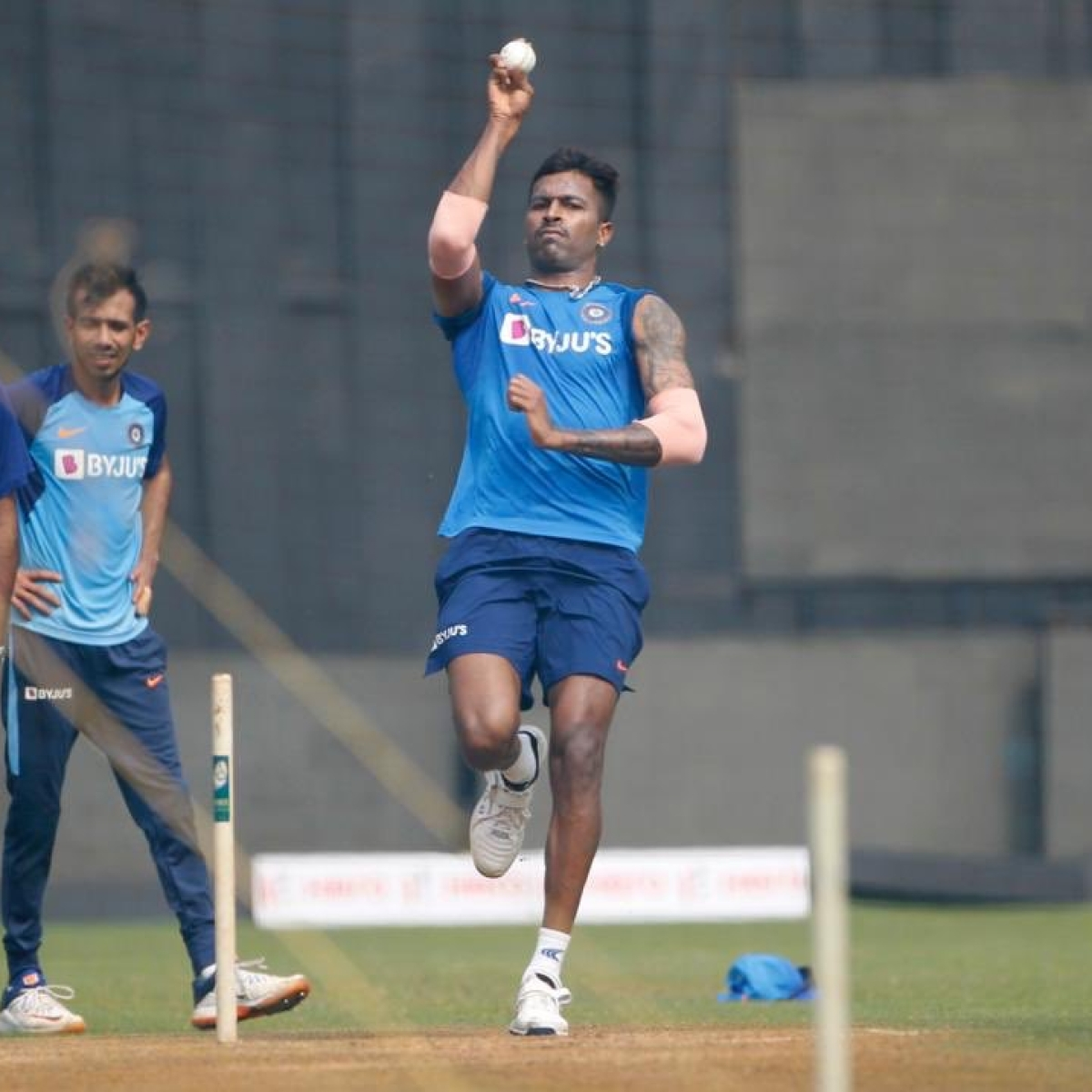 Hardik Pandya back on track; starts bowling at NCA after surgery in UK