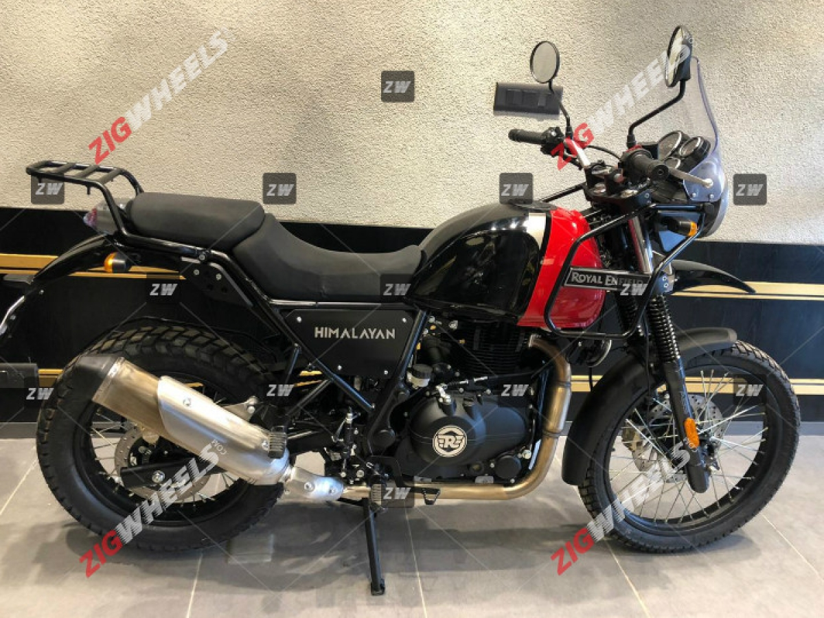 BS6 Royal Enfield Himalayan is on sale now!