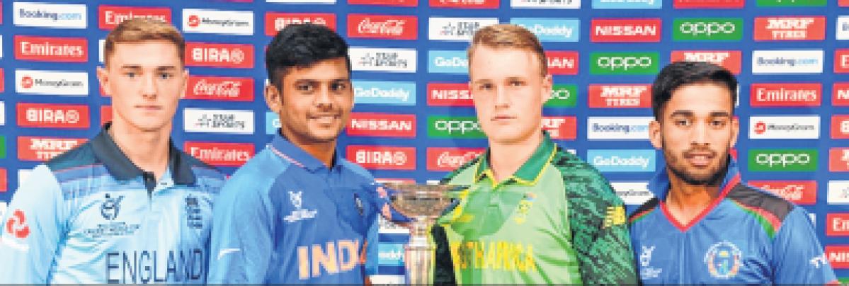 ICC U-19 World Cup: India runaway favourites