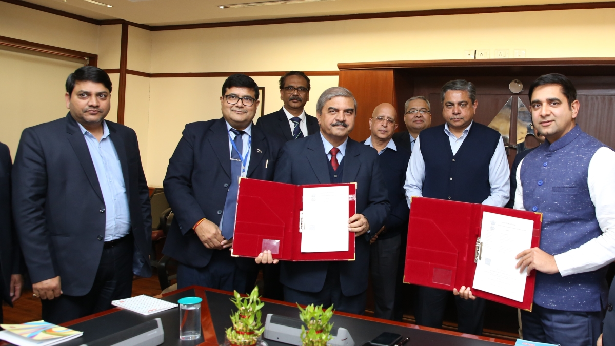 AAI signs an MoU with Govt of Himachal Pradesh for a greenfield airport at Nagchala