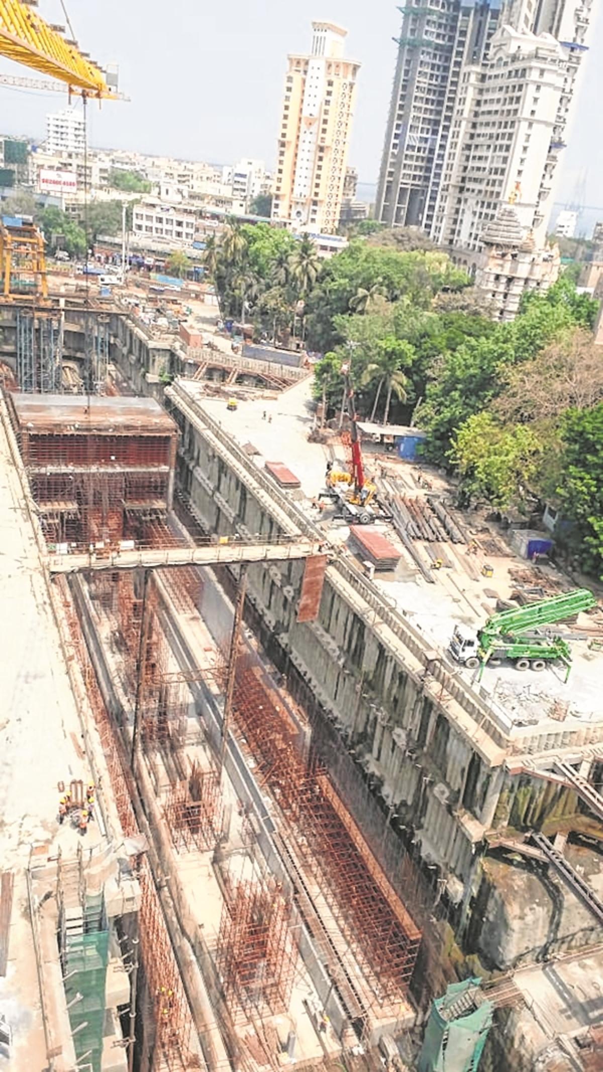 Mumbai: Semi-naming, branding rights to fetch big business