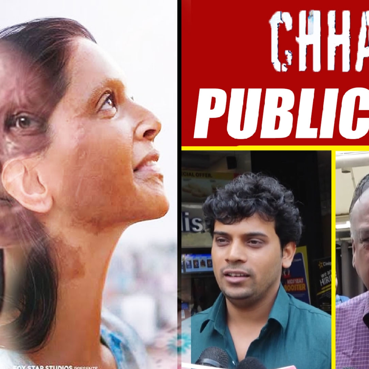 Chhapaak PUBLIC REVIEW | Moviegoers hail Deepika's performance in the movie