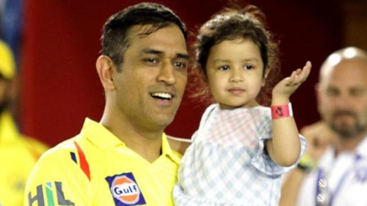 Watch: MS Dhoni's interaction with little fan is the cutest thing on Internet today