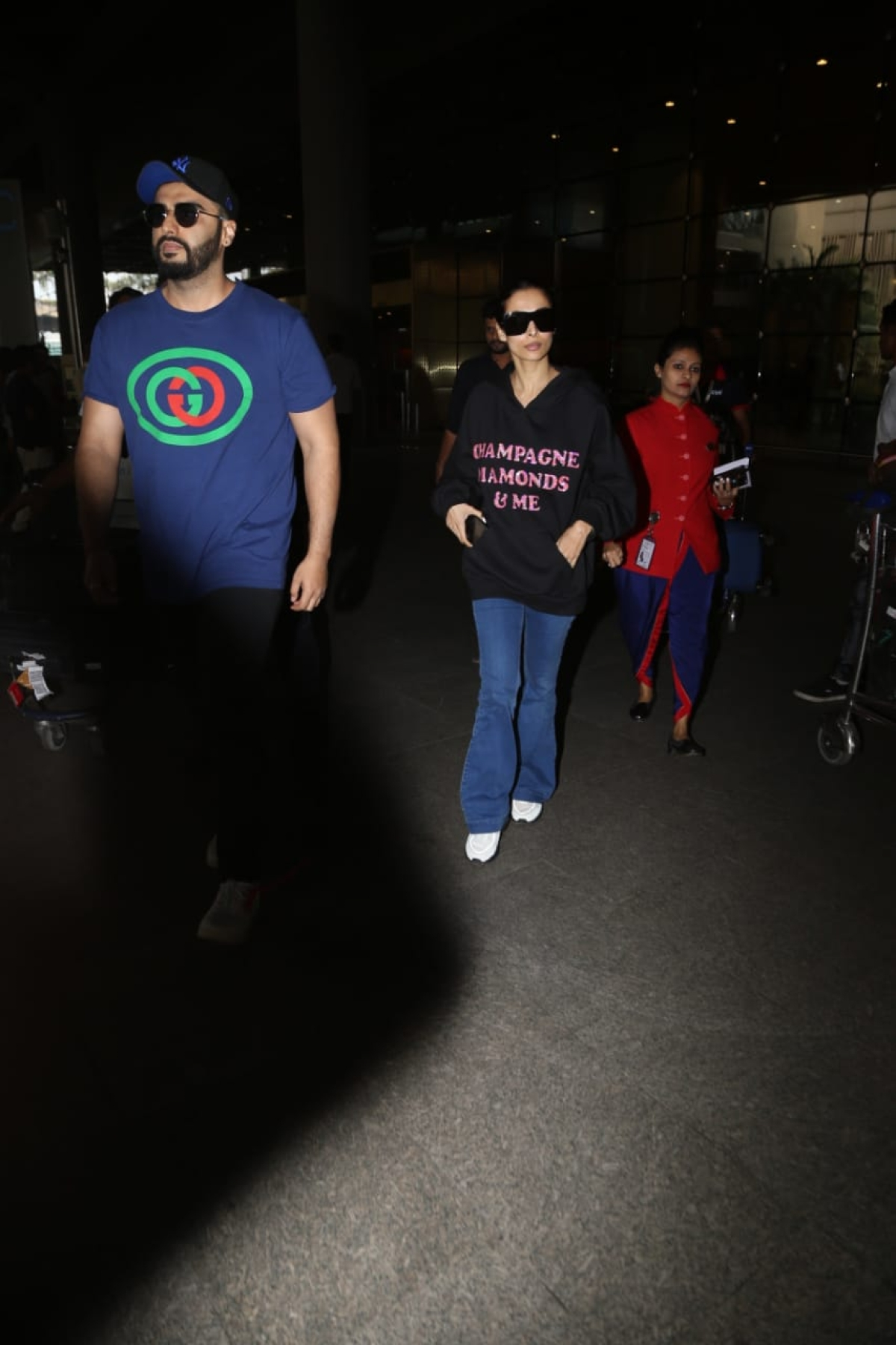 Arjun Kapoor and Maliaka Arora