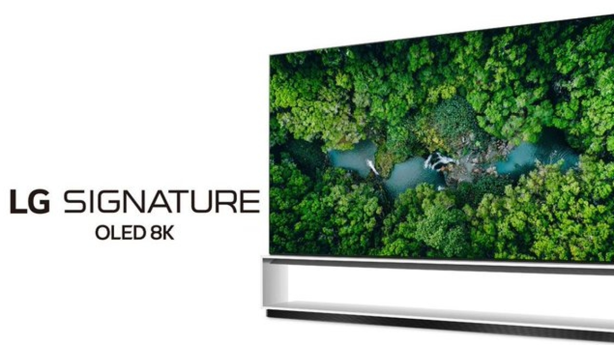 LG to unveil expanded 8K TV lineup at CES 2020