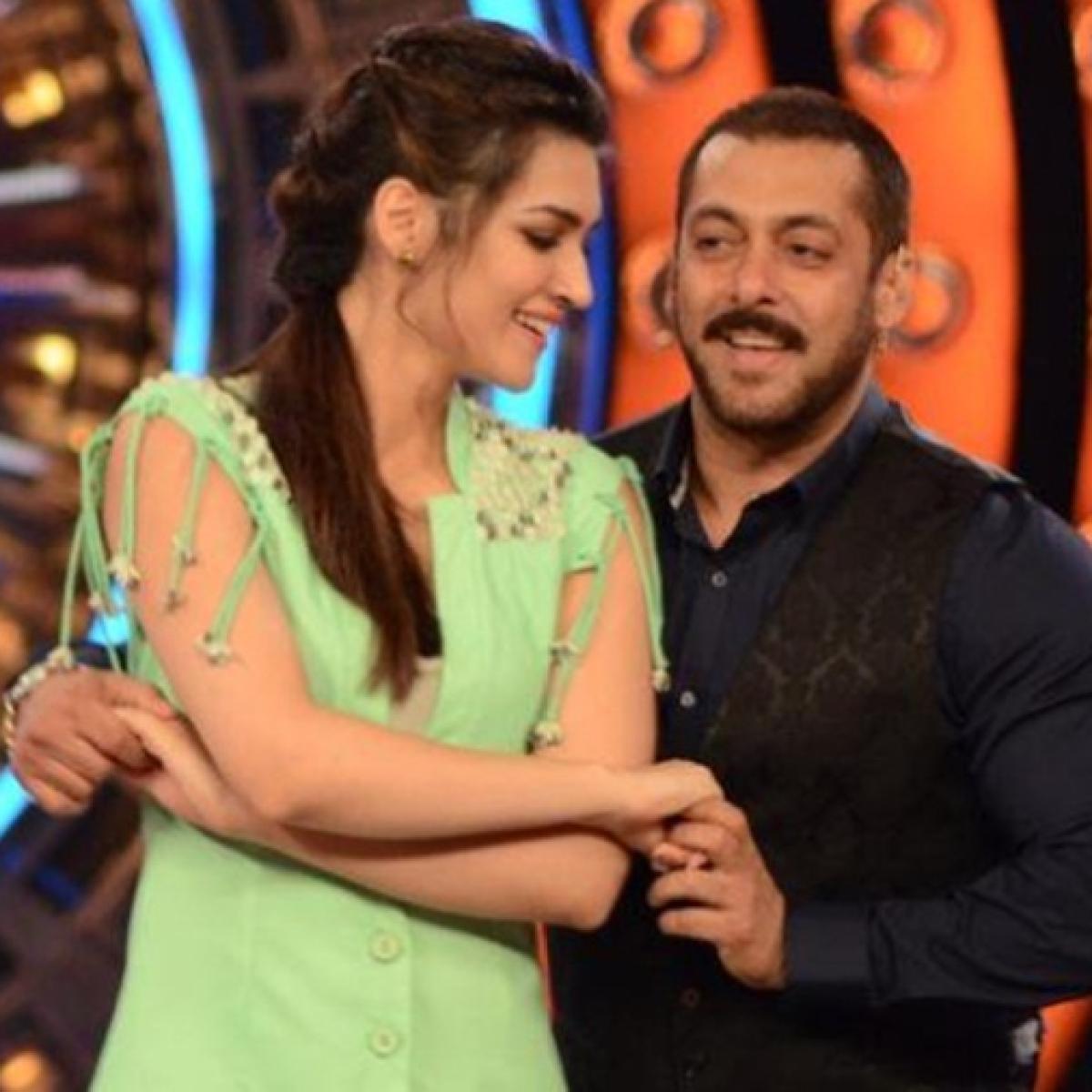 Kriti Sanon to star opposite Salman Khan in 'Kabhi Eid Kabhi Diwali'?