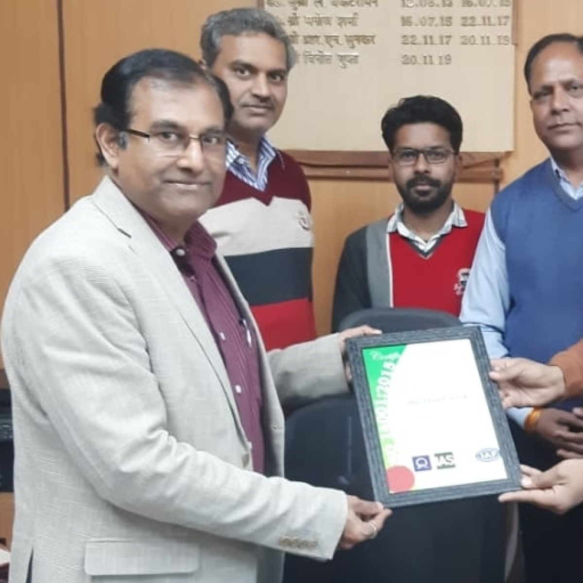 Indore railway station gets ISO certificate for environment management