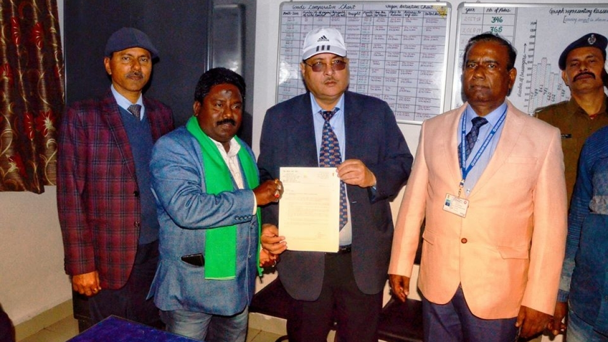 GM ECR conducts annual Inspection of Dhanbad division