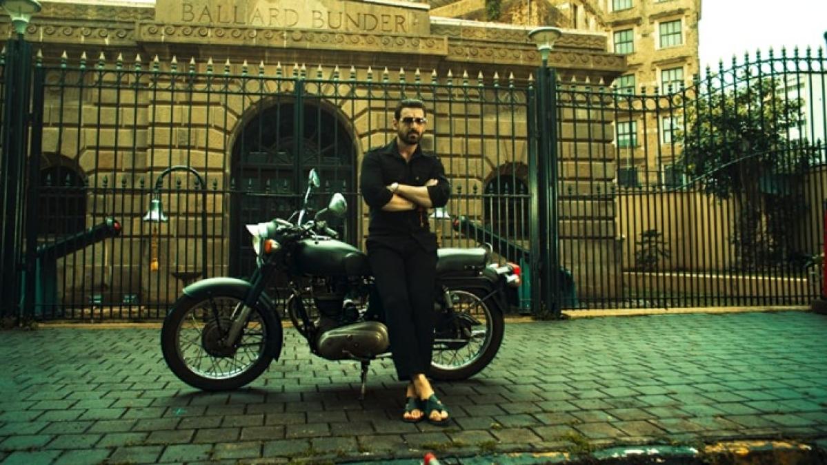 John Abraham to sport four distinct looks in 'Mumbai Saga'
