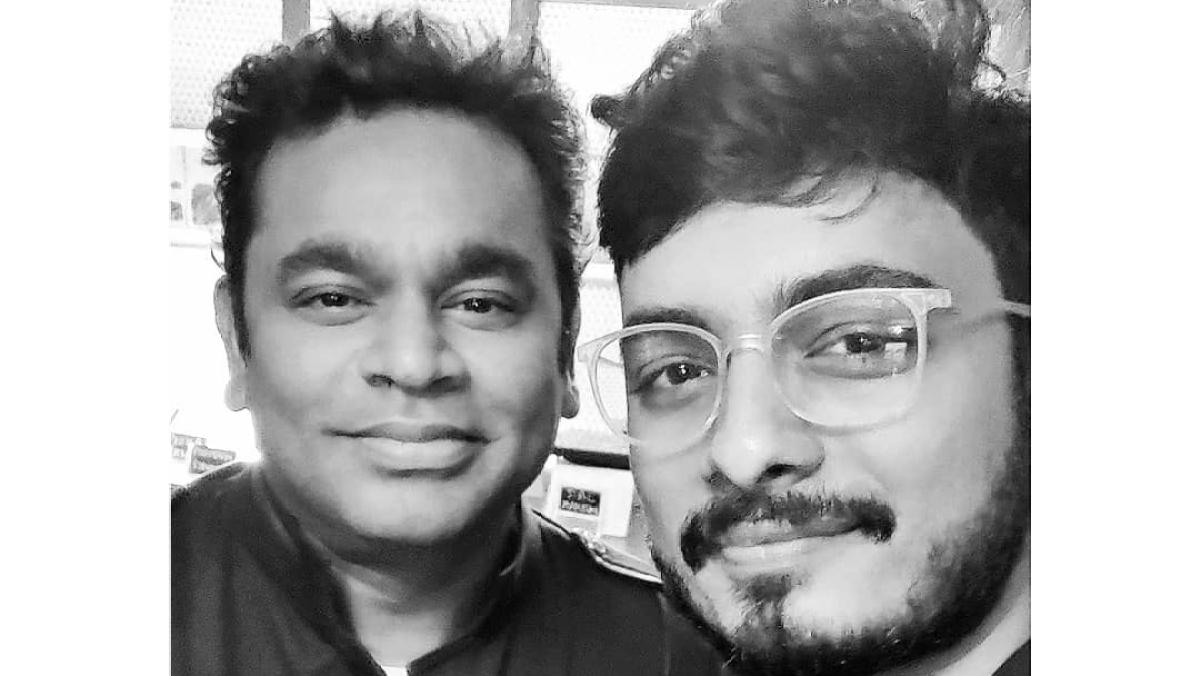 'AR Rahman guidance made my foundation strong': Abhay Jodhpurkar
