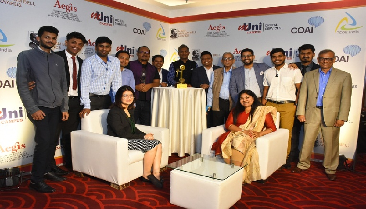 10th Aegis Graham Bell Awards concluded the 2nd jury round