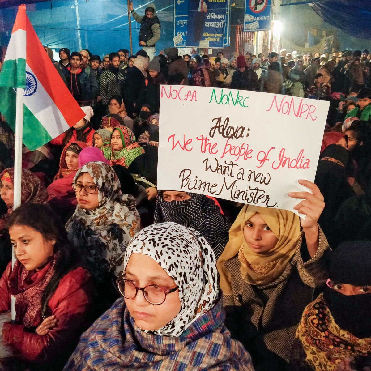Mumbai Bagh: Women allege political ploy on to end protest