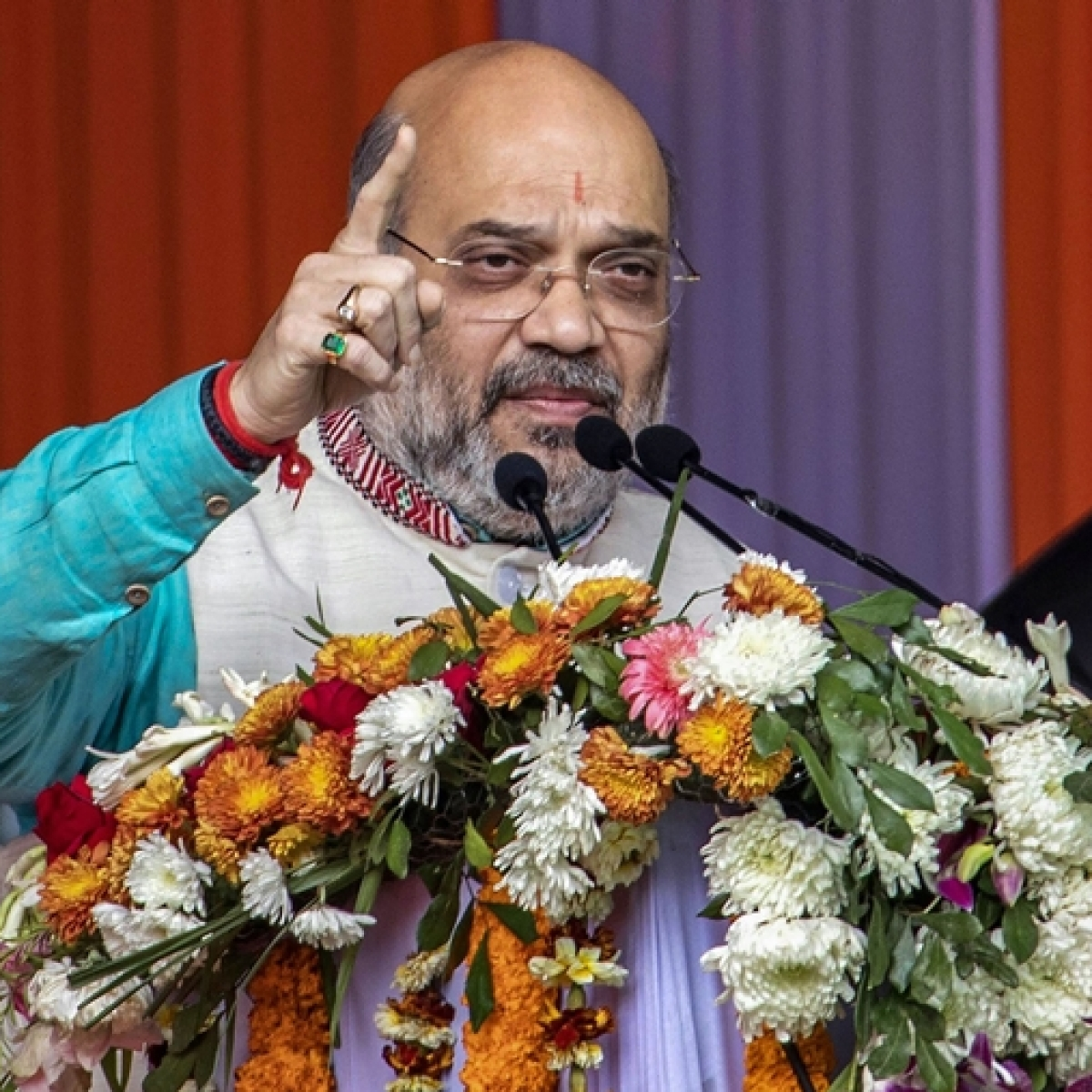 Delhi violence: Amit Shah holds meeting with police officials on law and order situation in national capital