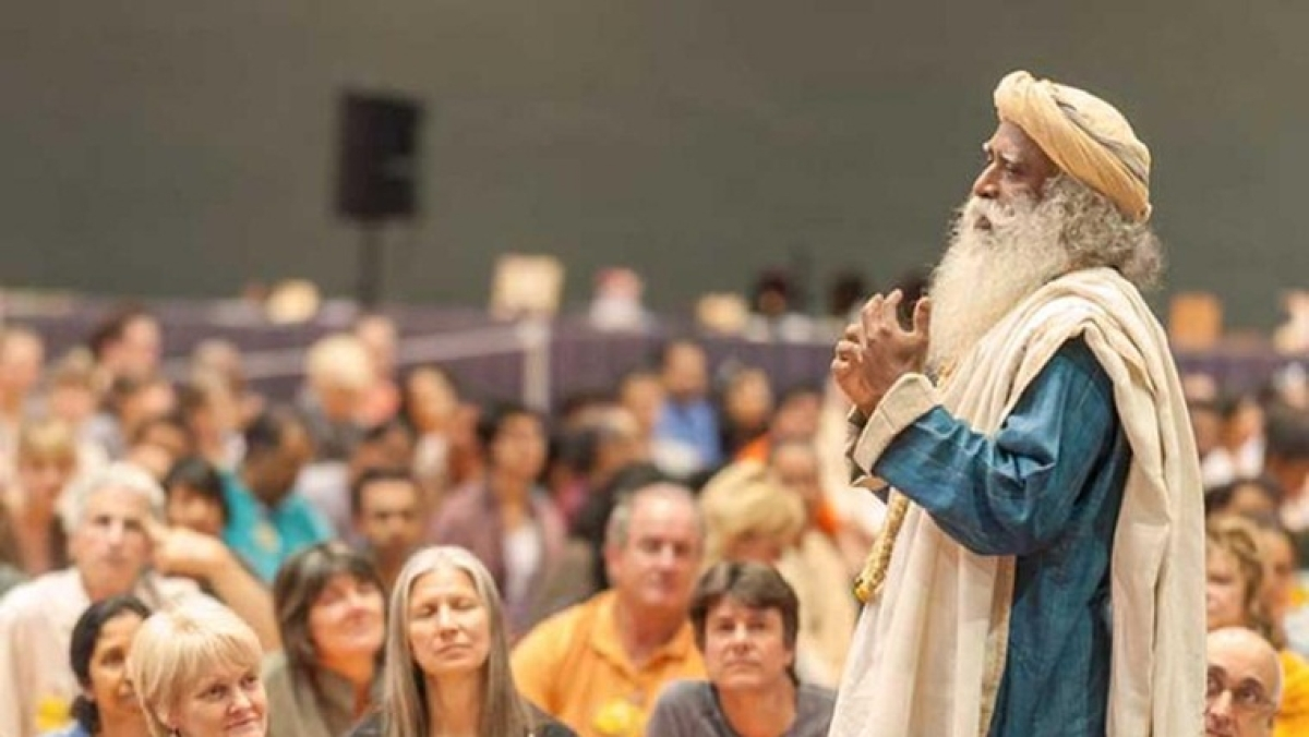 Keep calm with Sadhguru during Coronavirus Pandemic