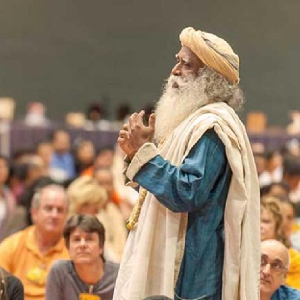 How to watch Maha Shivratri livestream at Sadhguru's Isha Yoga Centre