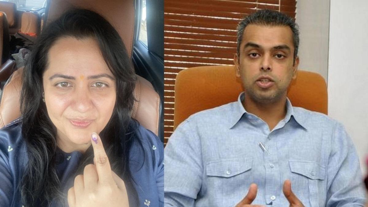 New Mumbai vs Delhi battle as Radhika Khera slams Milind Deora for praising AAP