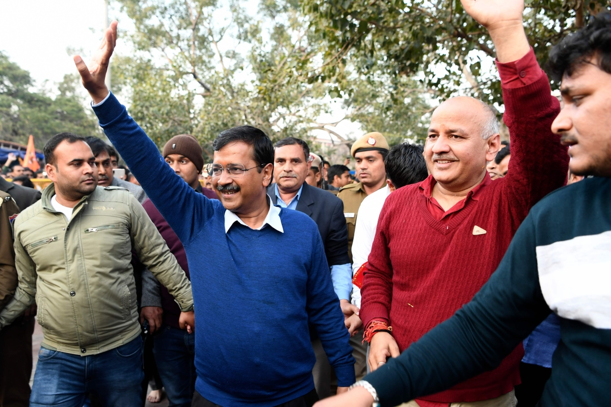 Limitations to AAP's Delhi governance model