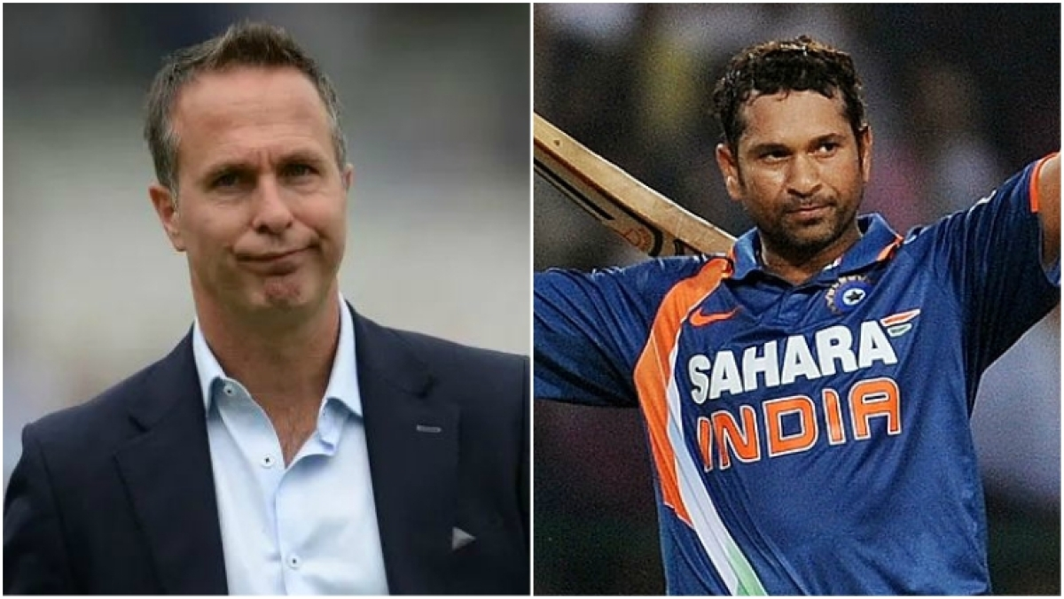 'Taking life too serious': Michael Vaughan calls out user who abused him for 'trolling' Sachin Tendulkar