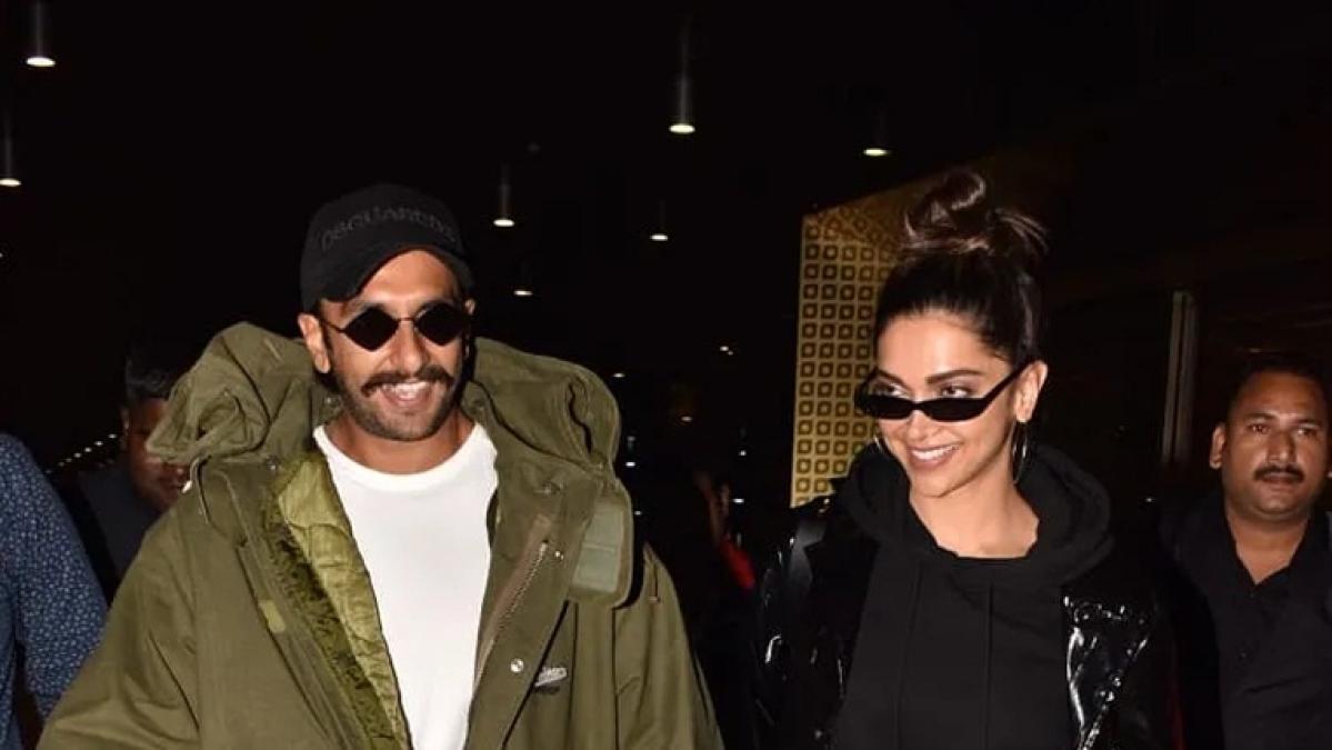 Deepika Padukone jets off for a 'bae-cation' with Ranveer Singh