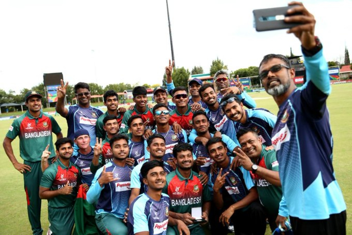 ICC U19 WC: Bangladesh set date with India in finals after crushing Kiwis in semis