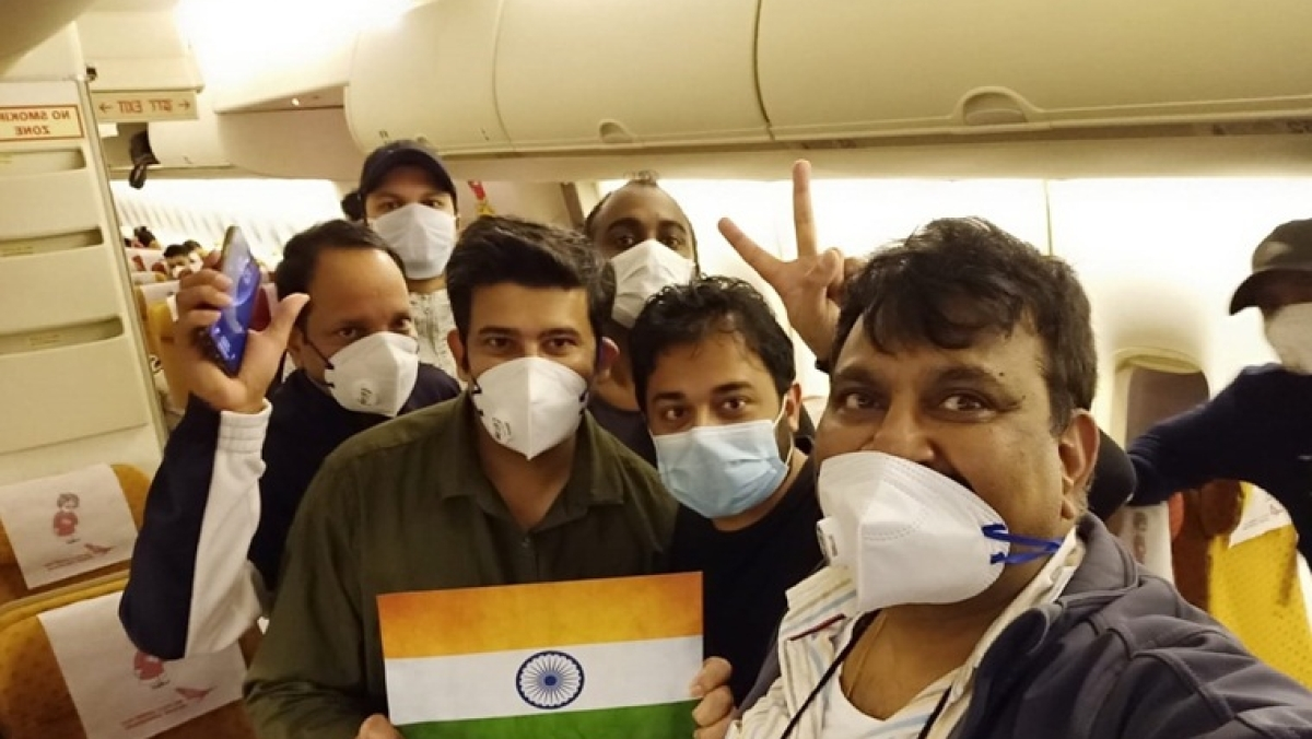 Coronavirus outbreak: Air India flight carrying 119 Indians, 5 foreigners from Japanese cruise ship lands in Delhi