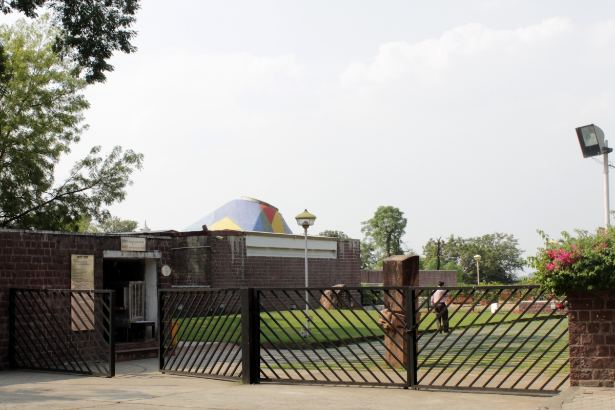 Bhopal's Bharat Bhawan is a place of pilgrimage for art, culture: foreign ceramists