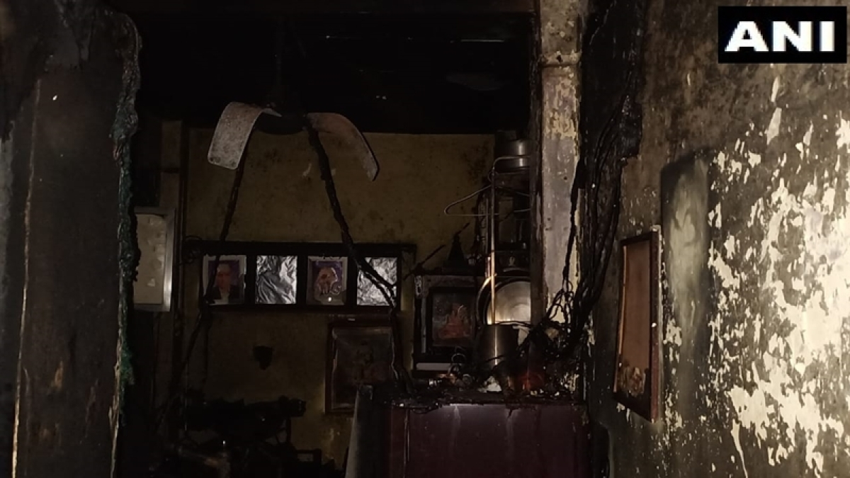 Mumbai: Nine injured after a fire breaks out at house in Samta Nagar