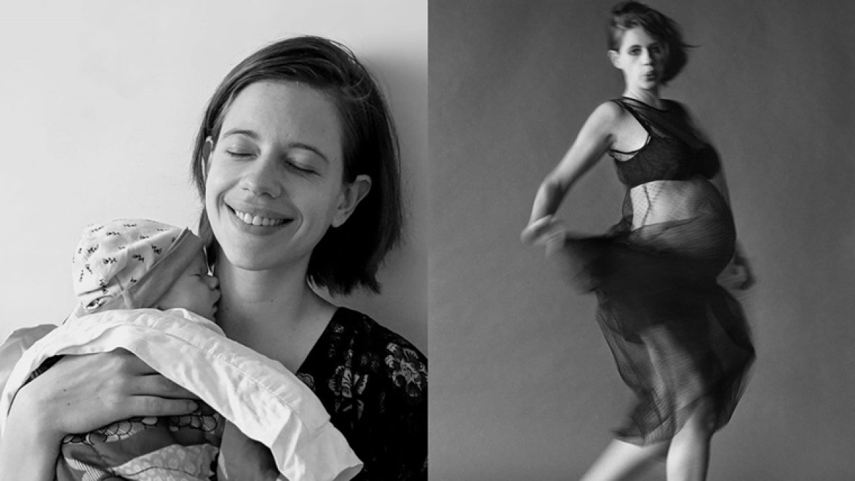 'Sleep deprived bliss': Kalki Koechlin  posts adorable picture with baby Sappho