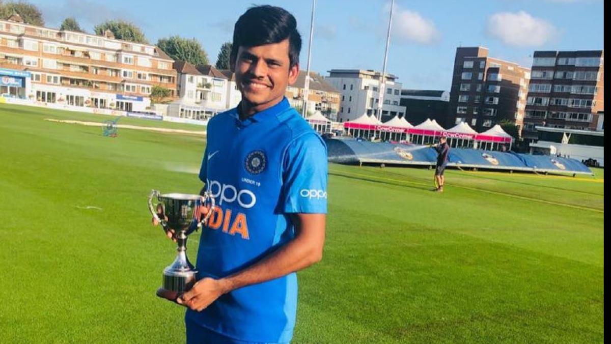 How Priyam Garg's father saved enough money to drive him to U-19 captaincy