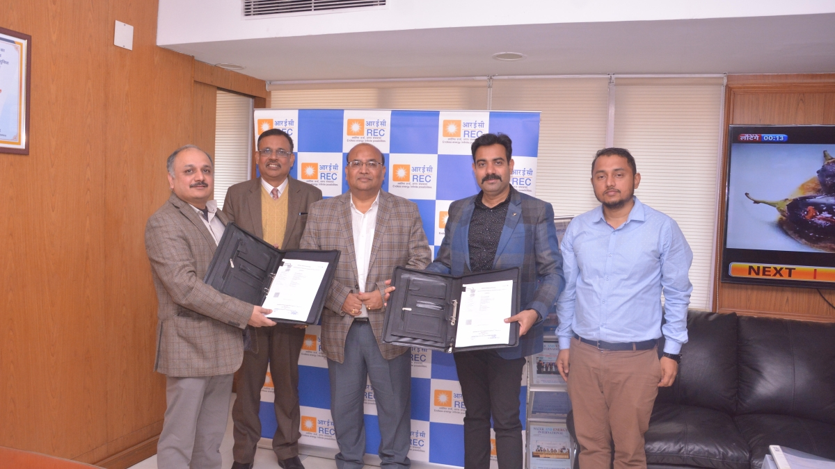 REC commits CSR assistance for the infrastructure development of a Govt. Medical College in Uttarakhand