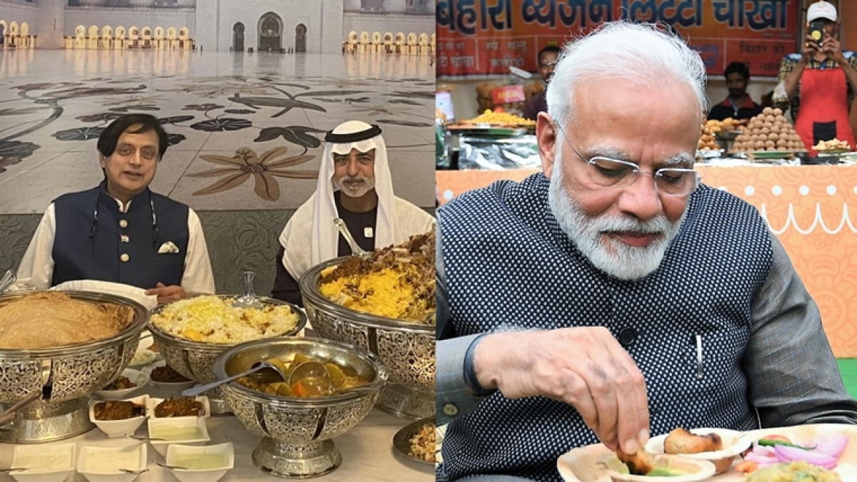 From chicken parties for Coronavirus to menstruation feasts - How food is dominating politicians' thoughts