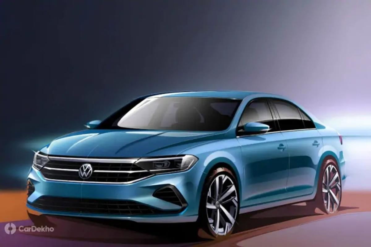 New Volkswagen Vento Teased. India Launch In 2021