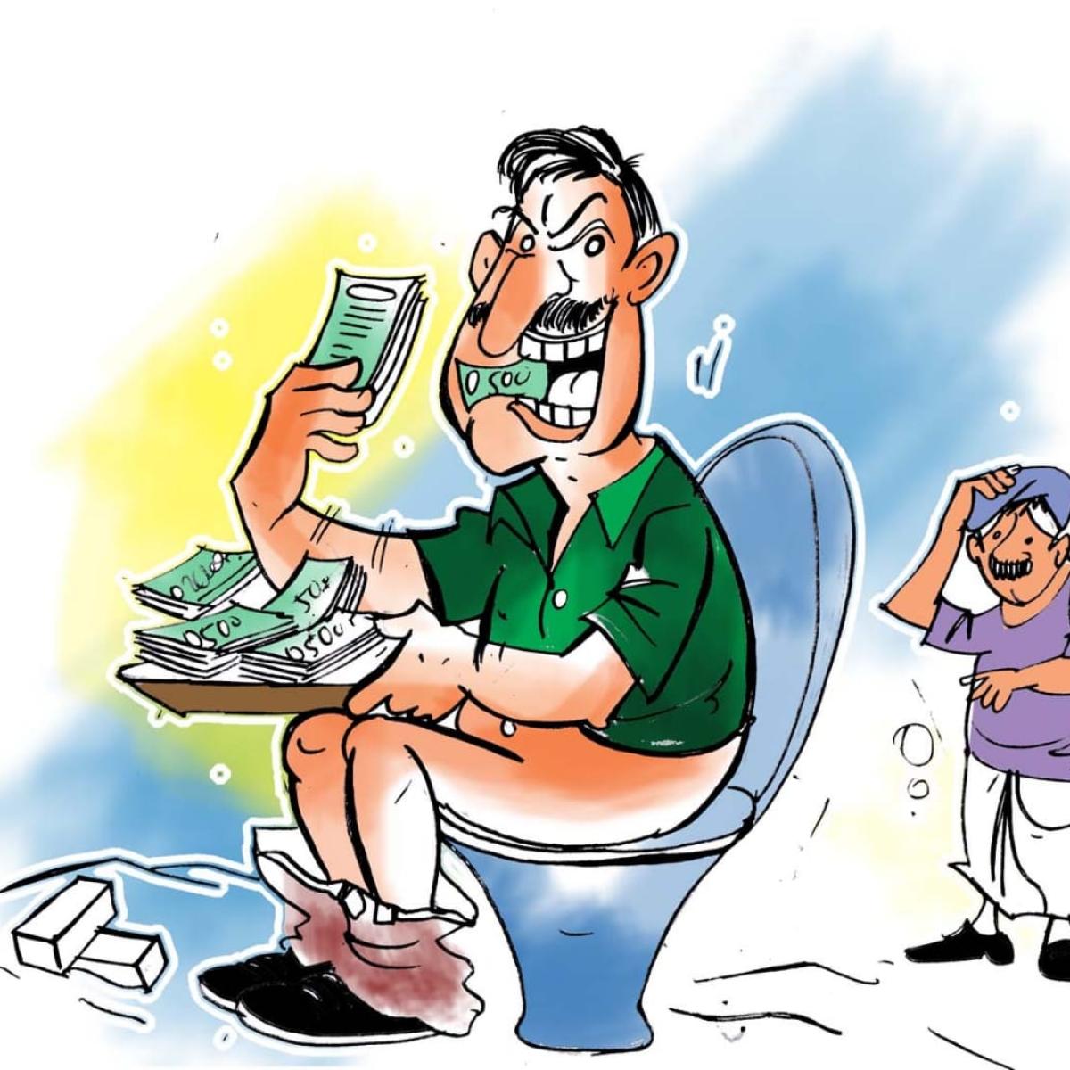 Madhya Pradesh: Toilet Ek Scam Katha