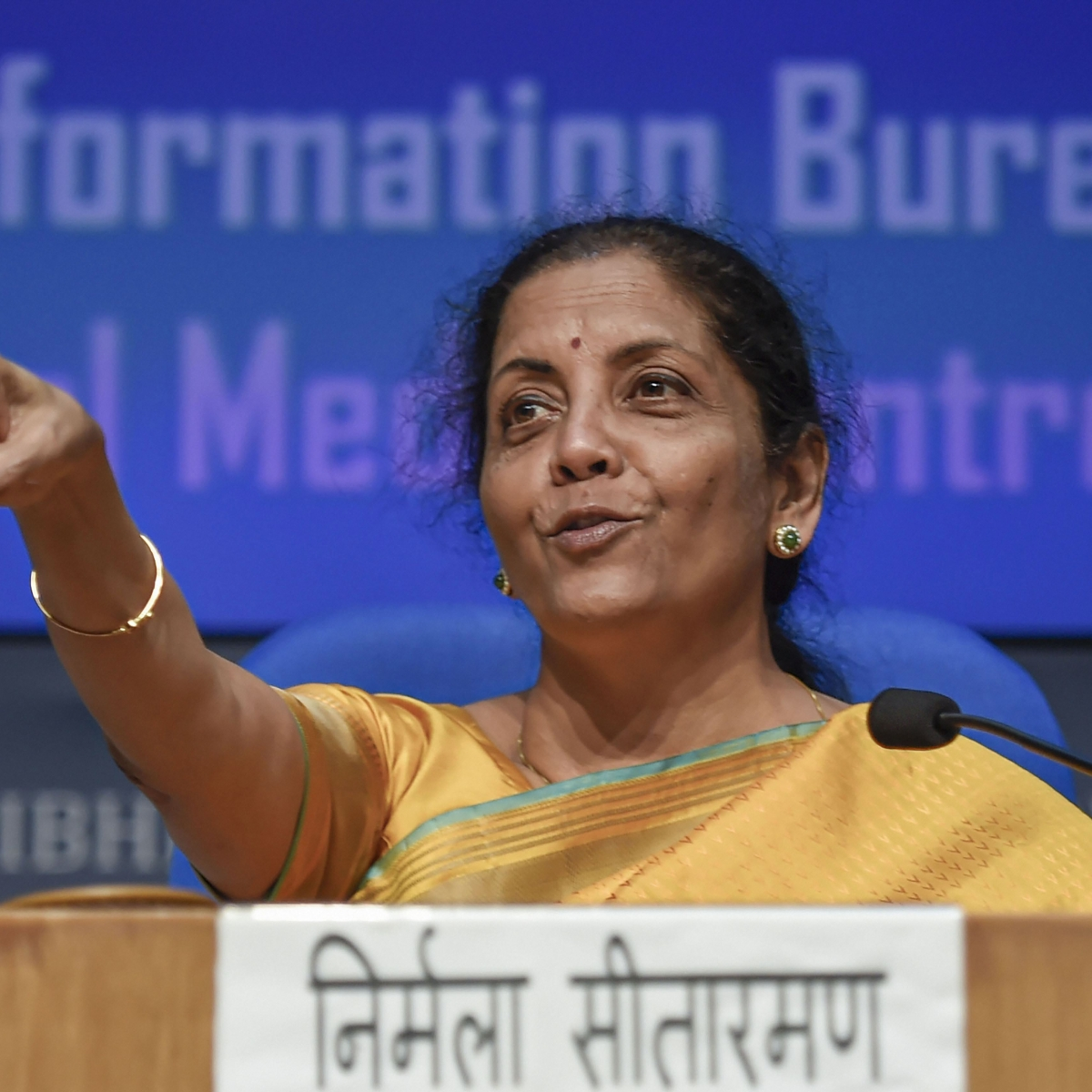 Twitter can't keep calm after Nirmala Sitharaman tweets Rs 20 lakh instead of Rs 20 lakh crore
