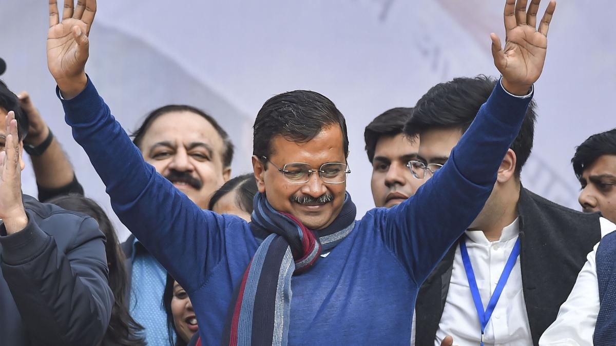 No female representation in Arvind Kejriwal's new cabinet?