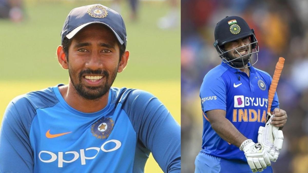NZ vs IND 1st Test: Rishabh Pant's selection over Wriddhiman Saha sparks Twitter debate