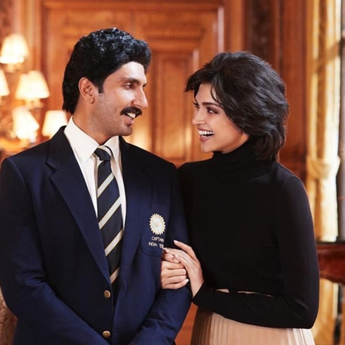 Deepika Padukone shares her first look as Romi Dev in '83